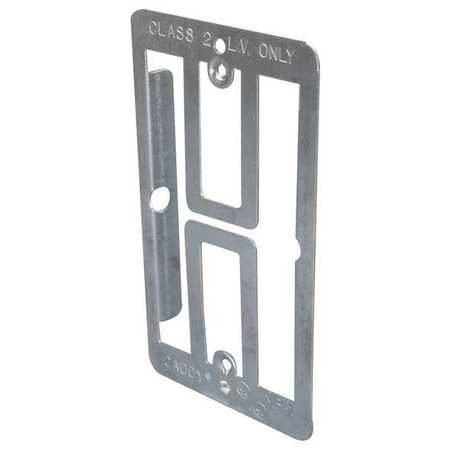 Communication Mounting Bracket, 1-Gang