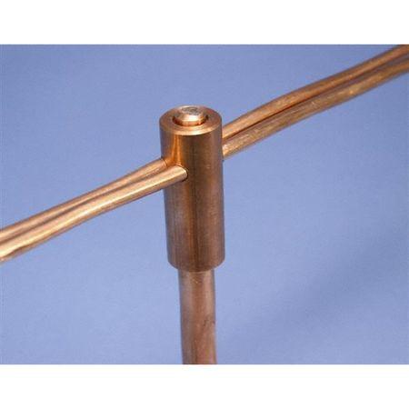 Erico Ground Rod Connector Hammer Lock Copper Ehl58c1k