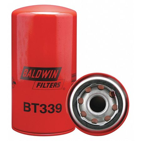 Oil Filter, Spin-On, Full-Flow