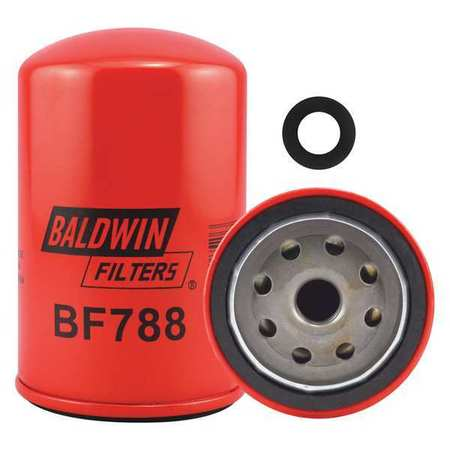 Fuel Filter, 4-27/32 x 3-1/32 x 4-27/32In