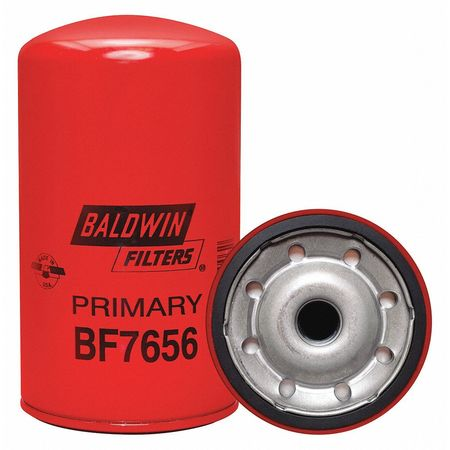 Fuel Filter, 7-19/32 x 4-1/4 x 7-19/32 In