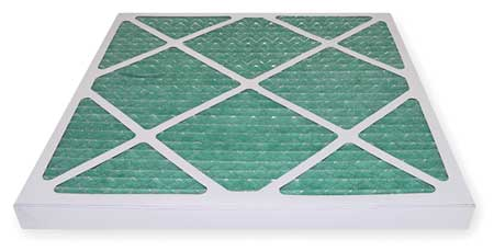 Industrial Air Filter, 15-1/2 x 1-3/4 in.