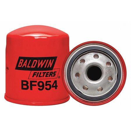 Fuel Filter, 3-7/16 x 3-1/16 x 3-7/16 In