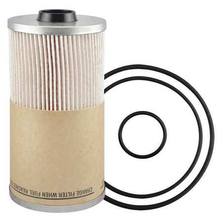 Fuel Filter, 7-1/32 x 3-3/4 x 7-1/32 In