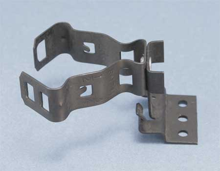 Conduit Clip, Spring Steel