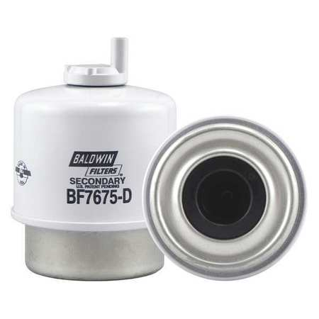 Fuel Filter, 4-15/32 x 3-9/32 x 4-15/32In