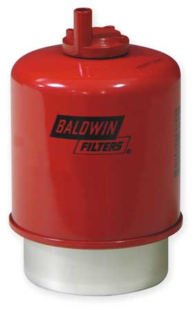 Fuel Filter, 7-3/16 x 3-11/16 x 7-3/16 In