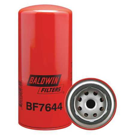 Fuel Filter, 8-1/8 x 3-11/16 x 8-1/8 In
