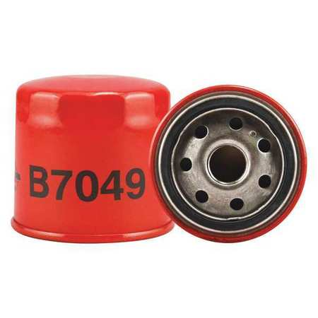 "Oil Filter, Spin-On, 2-27/32""x3""x2-27/32"""