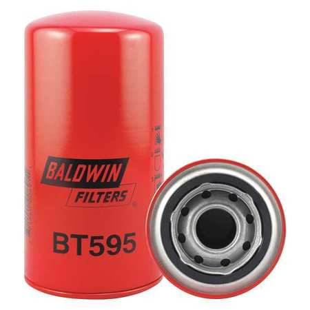 Oil/Hydraulic Filter, 3-11/16 x 7-3/16In