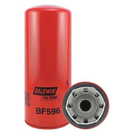 Fuel Filter, 11-7/32x4-21/32x11-7/32 In