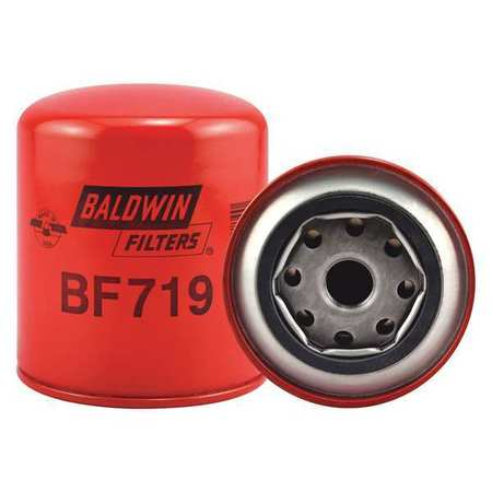 Fuel Filter, 4-3/8 x 3-11/16 x 4-3/8 In