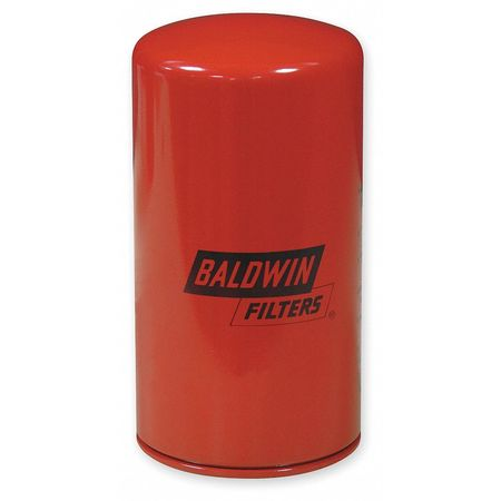 Oil Filter, Spin-On, Dual-Flow