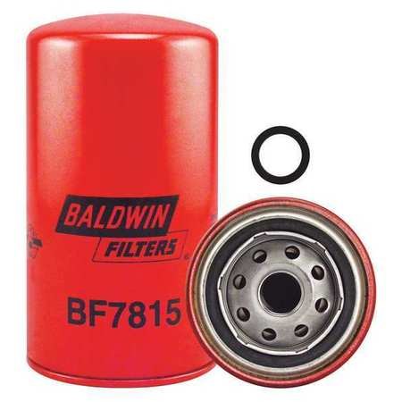 Fuel Filter, 7-5/32 x 3-23/32 x 7-5/32 In