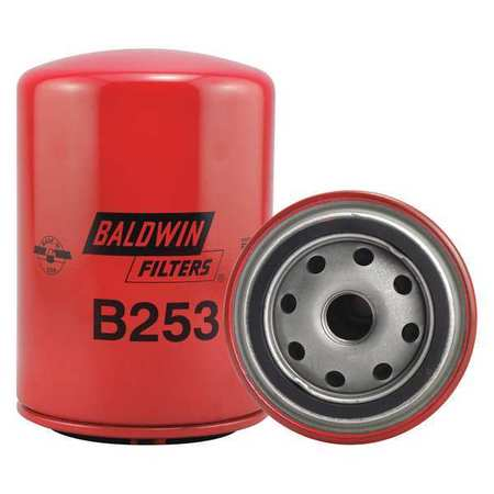 Oil Filter, Spin-On, Heavy Duty,  Full-Flow