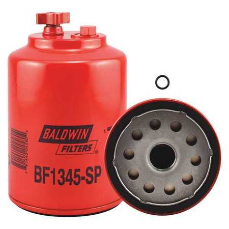 Fuel Filter, 6-9/16 x 4-1/4 x 6-9/16 In