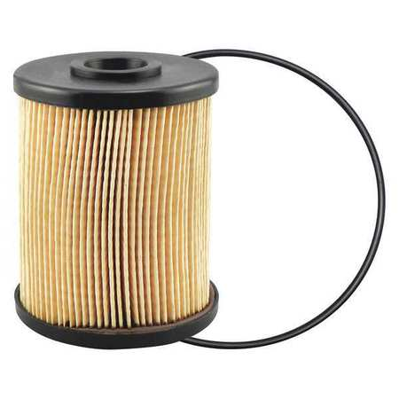 Fuel Filter, 4-3/32 x 3-3/8 x 4-3/32 In