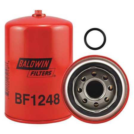 Fuel Filter, 5-5/8 x 3-25/32 x 5-5/8 In