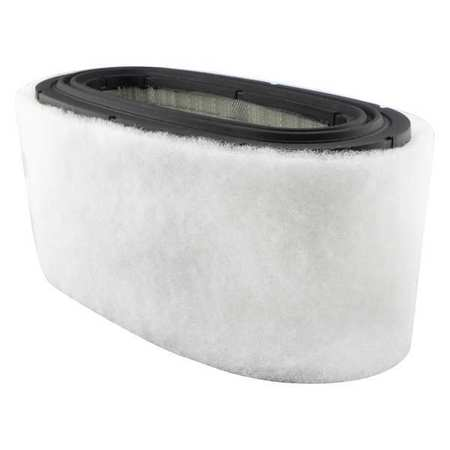 Air Filter, 6-7/32 to 12-31/32 x 6-1/32in