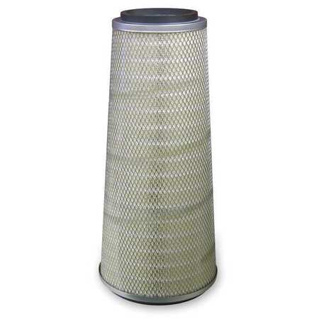 Air Filter, 9-25/32 to 12-3/4 x 25 in.