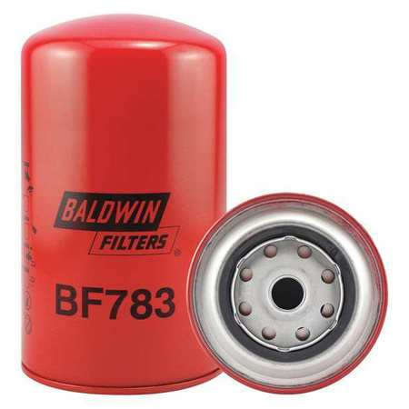 Fuel Filter, 7-11/32 x 4-1/4 x 7-11/32 In