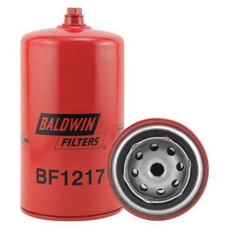 Fuel Filter, 7-11/32x3-11/16x7-11/32 In