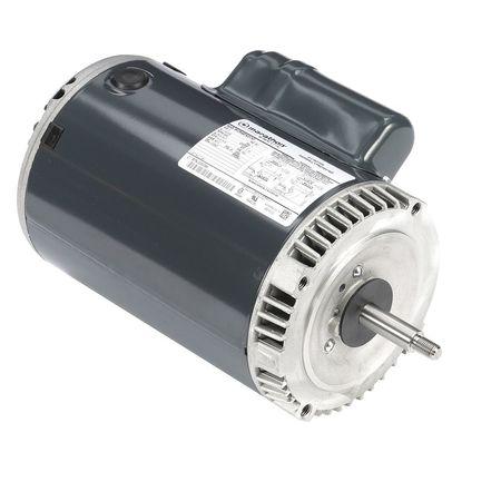 Motor, Cap St, 3 HP, 3450, 115/230V, 56J, ODP
