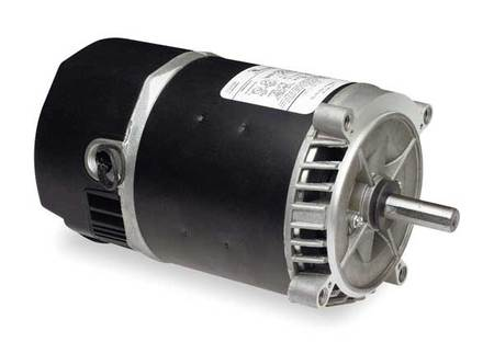 Motor, Split Ph, 1/3 HP, 3450, 115V, 56C, ODP