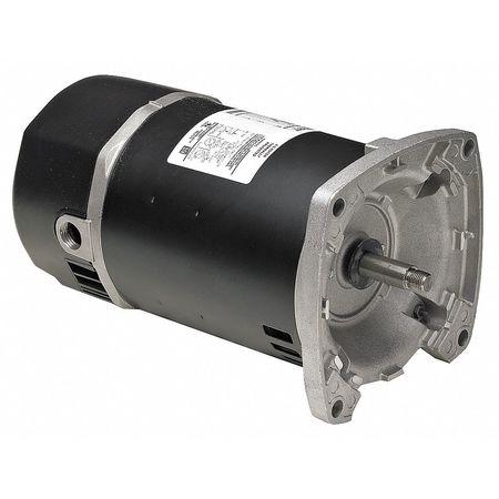 Pump Motor, 2 HP, 3450, 230 V, 56Y, ODP