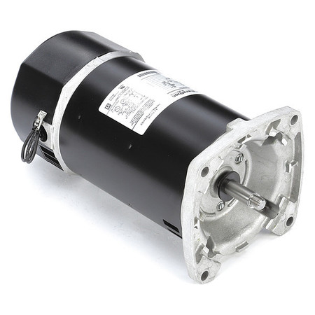 MARATHON MOTORS 5KC38SN2510X Pump Motor,1 HP,3450,115//230 V,56Y,ODP