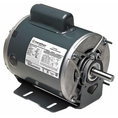 GP Mtr, CS, ODP, 1/2 HP, 1140 rpm, 56