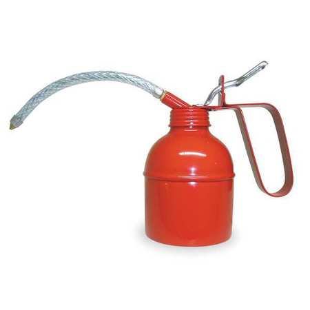Oiler, Lever, 6 oz, Flexible Spout