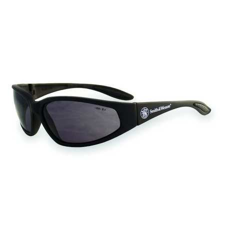 Smith & Wesson Smoke Safety Glasses,  Scratch-Resistant,  Wraparound