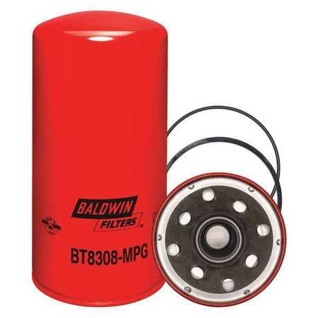 Hydraulic Filter, 5-1/16 x 10-3/4 In