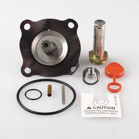 Solenoid Valve Rebuild Kit, For 5LU17