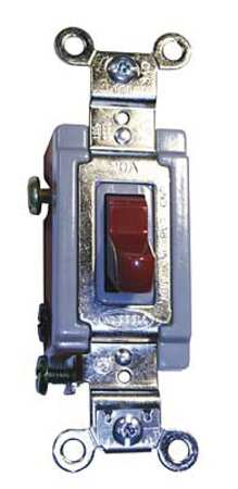 Wall Switch, 120/277V, 15A, 3-Position