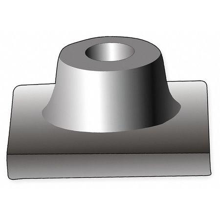 5 Tamper Plate Spline Drive Hammer Steel Bosch Hs1828