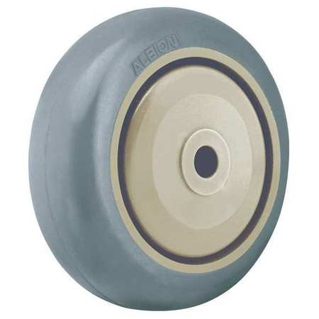 Caster Wheel, 8 in., 1000 lb., Tan Core