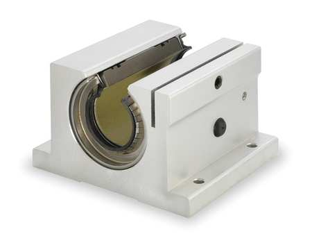 Pillow Block, 0.625 In Bore, 4.000 In L
