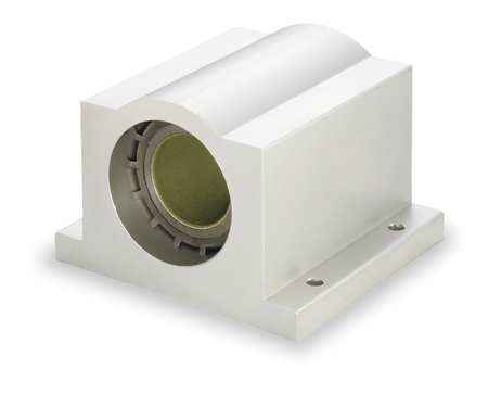 Pillow Block, 0.500 In Bore, 3.500 In L