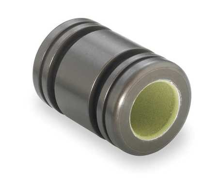 Plain Bushing Bearing, Closed, ID 0.500 In