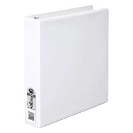 "1-1/2"" Round Ring Basic Binder,  White"