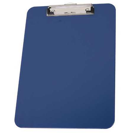 Clipboard, Letter, Royal Blue