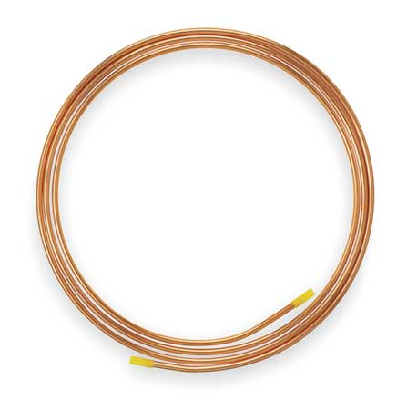 "1/4"" OD x 20 ft. Coil Copper Tubing Type ACR"