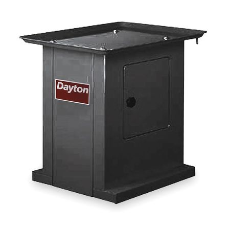 Steel Floor Stand For Dayton Mill/Drills