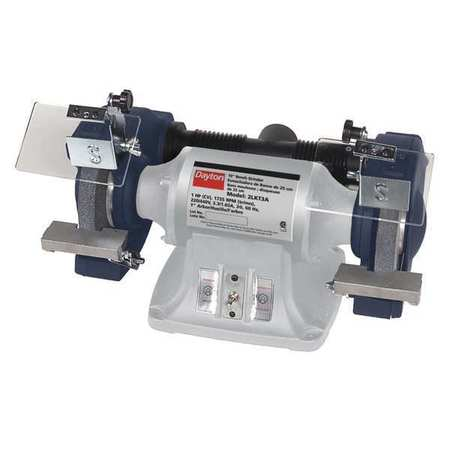 Bench Grinder, 10 In, 1 HP, 3 PH, 220/440 V