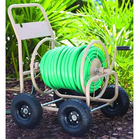 Portable Hose Cart Steel 16-1/2 In. & Liberty Portable Hose Cart Steel 16-1/2 In. 2LRL2 | Zoro.com