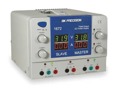 Triple-Output DC Power Supplies