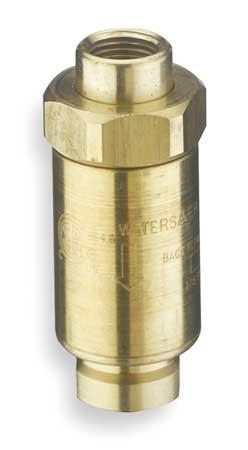 Backflow Preventer, Brass