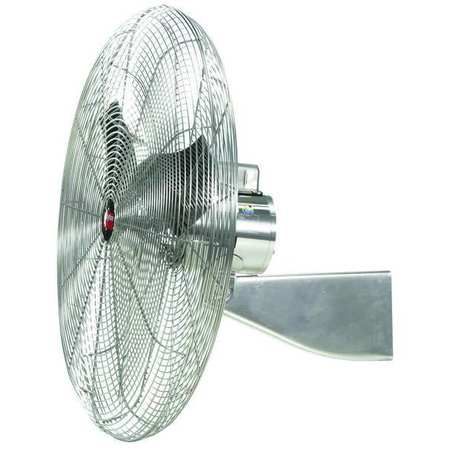 "20"" Stainless Steel Washdown Air Circulator/2670 cfm"